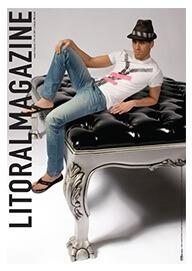 Litoral Magazine 23  fev. 2009