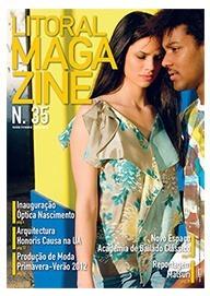 Litoral Magazine 35  mar. 2012