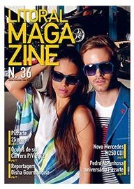 Litoral Magazine 36  mai. 2012