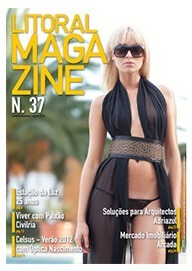 Litoral Magazine 37  ago. 2012