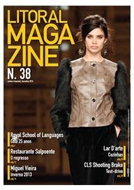 Litoral Magazine 38 | mar. 2013