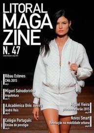 Litoral Magazine 47   Marco 2015