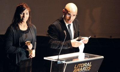 Ana Salgueiro, Vice-Pres. CETA e Sérgio Bento, Pres. CETA