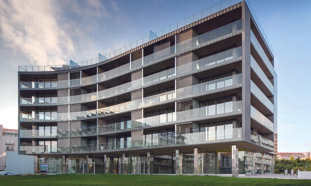 Edifício LAKE II, Aveiro - Miguel Salvadorinho (civilria)