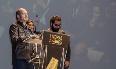 João Afonso, Juliana Teixeira e Pedro Almeida, fundadores da Musikki