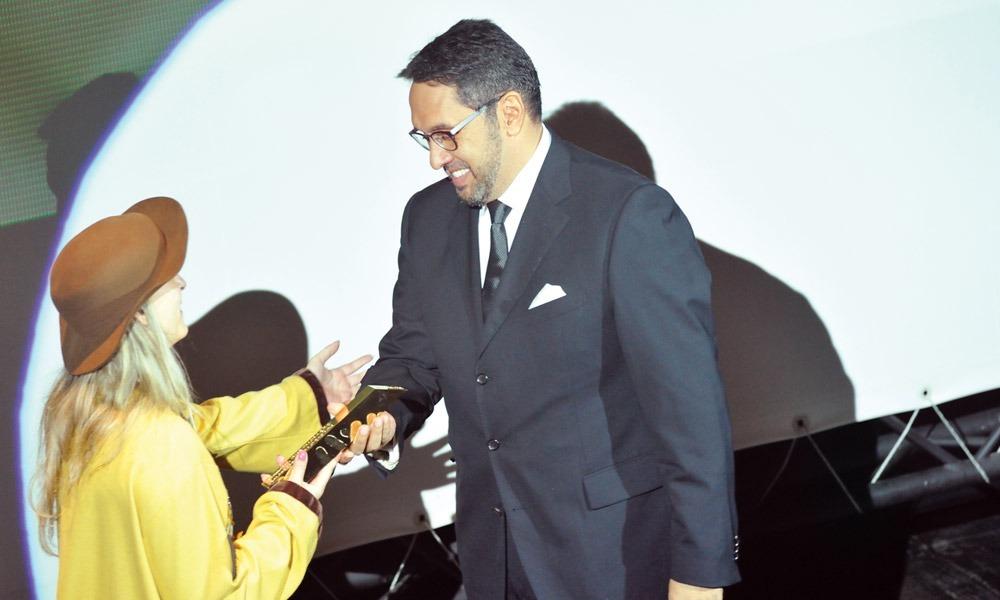 Confraria Ovos Moles entrega prémio a Rene Sabino (Salpoente)