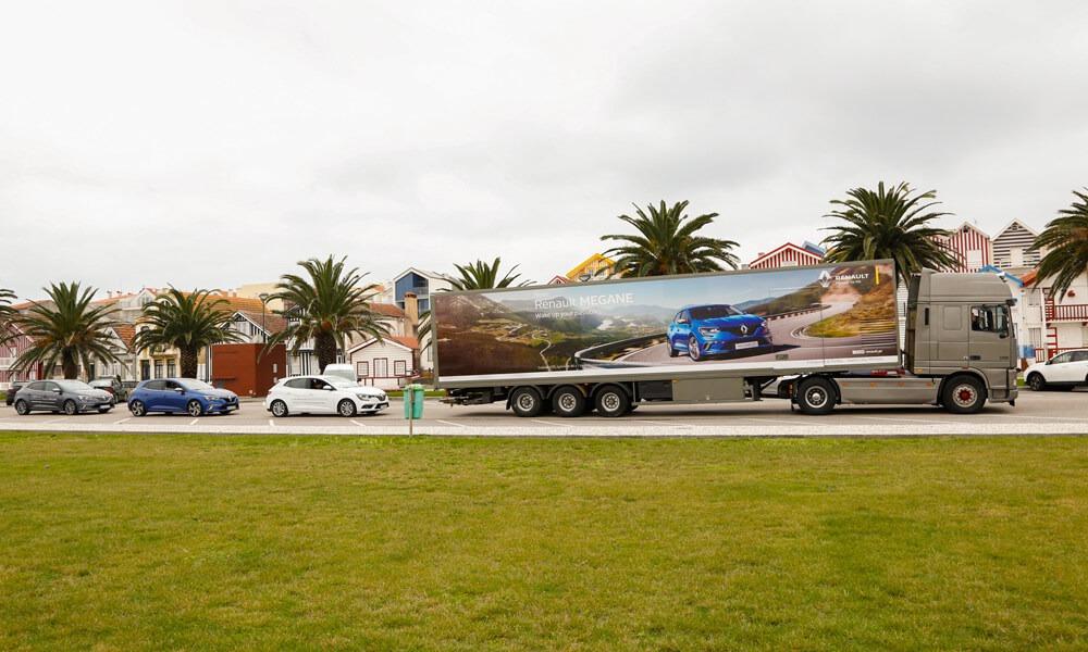 caravana costa nova novo renault megane litoral magazine