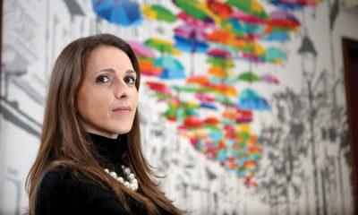 Elsa Corga - Vereador da Cultura da Câmara Municipal de Águeda