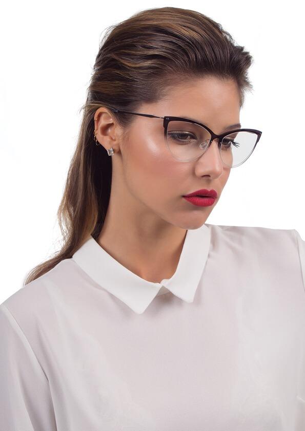 Lorenza: óculos 6540