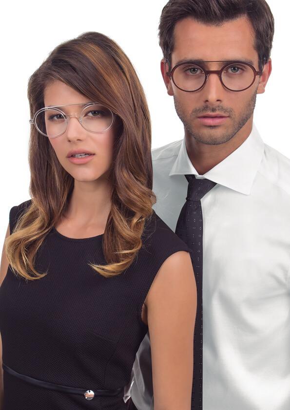 Lorenza e João: óculos 6543