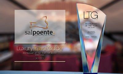 Salpoente vence premio de melhor restaurante de aveiro - litoral magazine