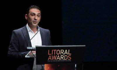 Gonçalo Madaíl Prémio Comunicação Litoral Awards