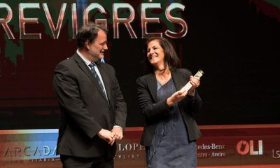 Revigrés Prémio Marca Litoral Awards