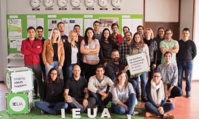Incubadora de Empresas da Universidade de Aveiro em peso no Web Summit