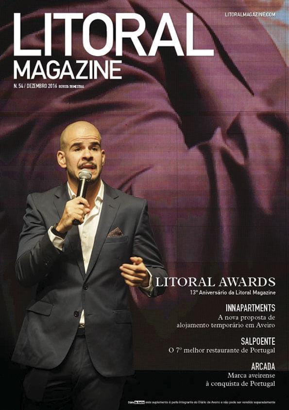 Litoral Magazine 54   dezembro 2016