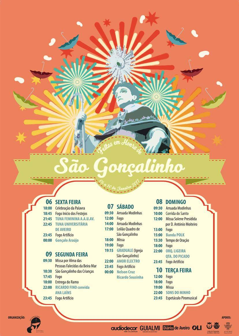 sao goncalinho cartaz litoral magazine