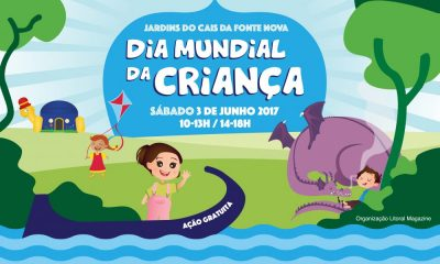 Dia Mundial Criança Litoral Magazine