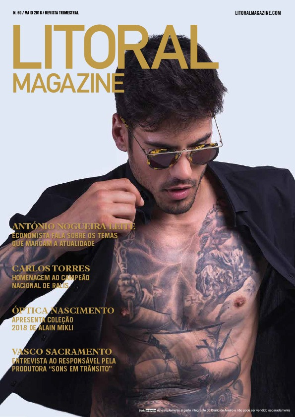 Litoral Magazine 60 | Maio 2018