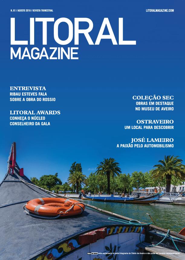 Litoral Magazine 61 | Agosto 2018