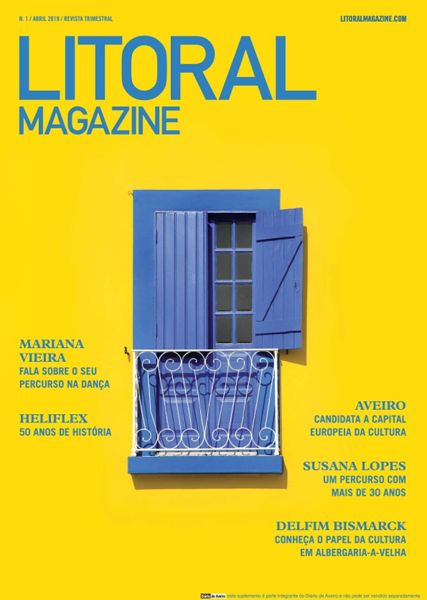 Litoral Magazine 1 | Abril 2019