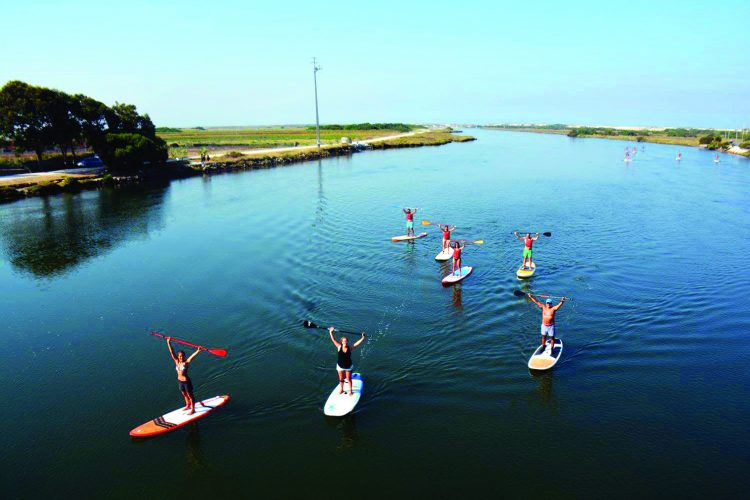 águeda stand up paddle