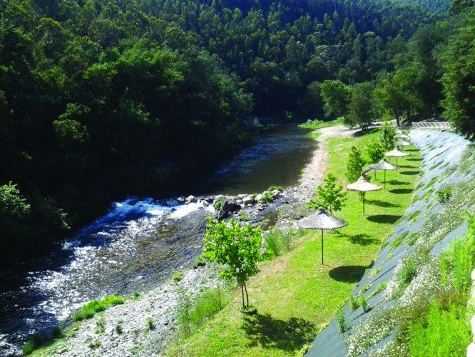 Parque Fluvial do Alfusqueiro
