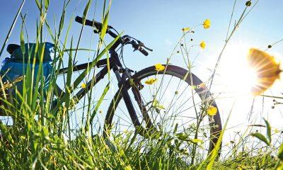 Bicicleta na Pateira de Frossos