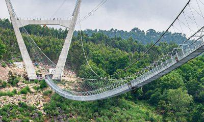 Ponte Pedonal Arouca