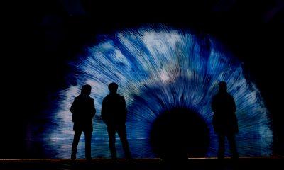 Prisma Art Light Show