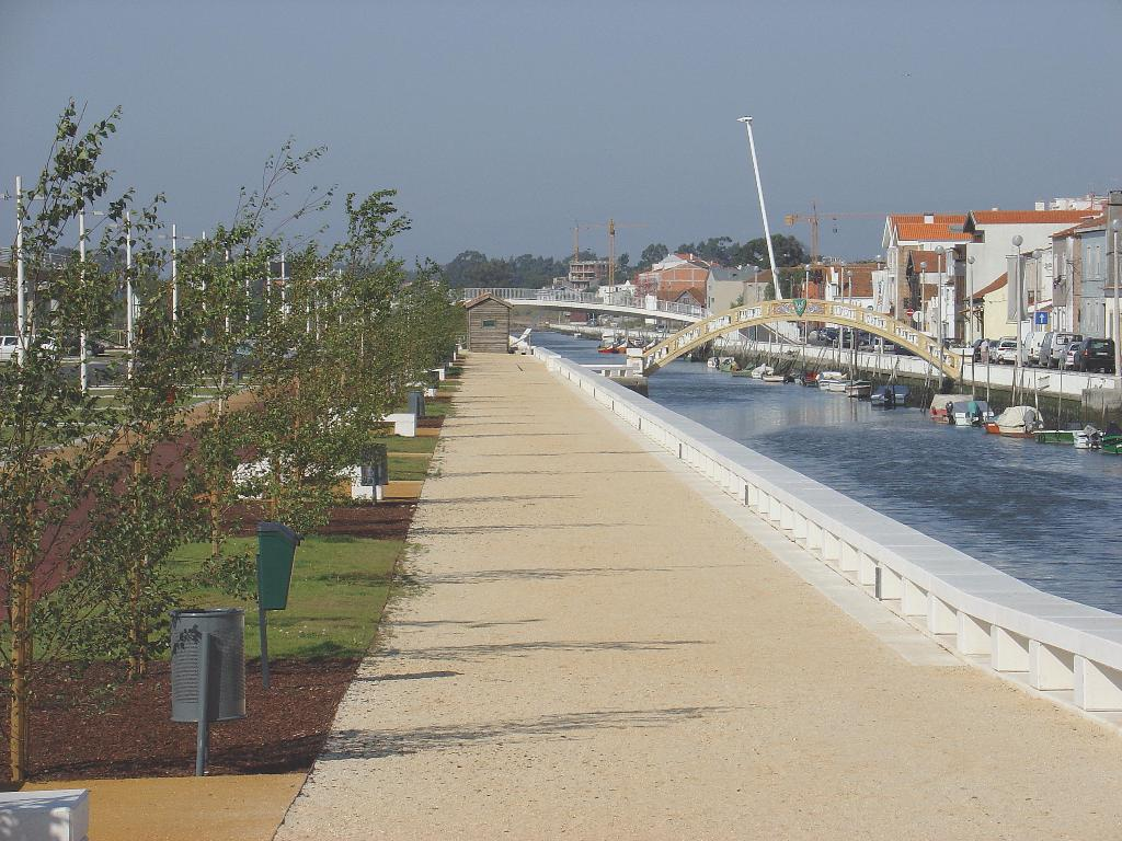 Canal de S. Roque.Polis