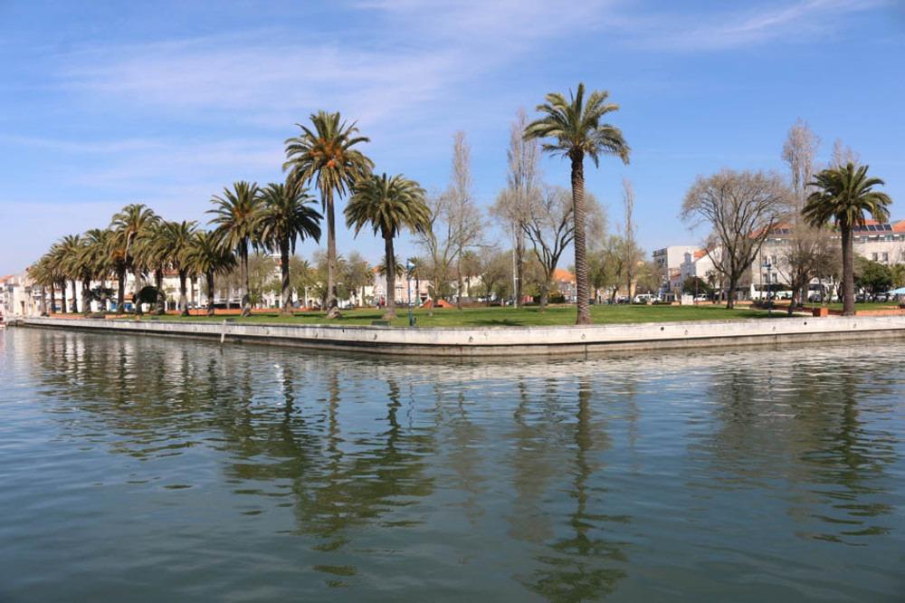 Jardim do Rossio Aveiro 1